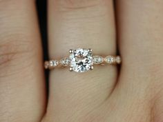 cool 25 Luxury and Gorgeous Engagement Rings So Beautiful Nobody Can Resist!  https://viscawedding.com/2017/03/26/25-engagement-rings-so-beautiful-nobody-can-resist/