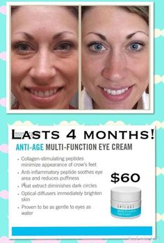 REDEFINE your eyes with Rodan and Fields Eye Cream! All products are CLINICALLY tested, and PROVEN to work, or your money back, NO QUESTIONS ASKED! Contact me today at h.hanson12@yahoo.com or visit my site at https://teamhanson.myrandf.com/