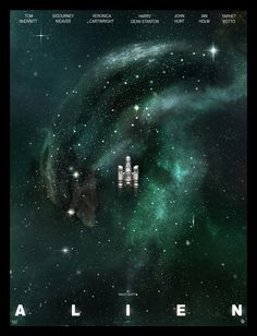 Alien (35th Anniversary) - Andy Fairhurst ----