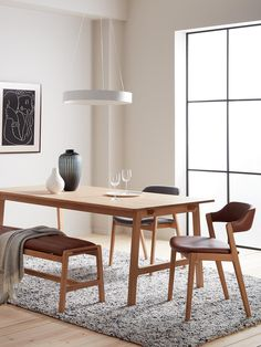 Buy John Lewis & Partners Santino Seater Extending Dining Table, Solid Oak from our Dining Tables range at John Lewis & Partners. 4 Seater Dining Table, Solid Oak Dining Table, Dining Table With Bench, Oak Table, Dining Arm Chair, Extendable Dining Table, Dining Room Table, Table And Chairs, Natural Wood Dining Table