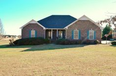 GOOD CHOICE - You won't regret buying this 2,200-SF, 4bd/2ba full brick traditional home. Isolated XL Master suite w/dual sinks plus separate shower & garden tub. Cozy living area is open to the kitchen w/breakfast area. Tons of cabinets space. Appliances to remain with the home include dishwasher, stove/oven, microwave, & refrigerator. Formal dining room. 2 Car attached garage, 2 car detached garage w/ unfinished bonus room above, plus 1 bay storage garage at rear of property. NEW storm ...