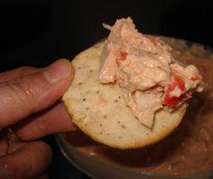 My Stuff, My Life - Vintage crab dip recipe...