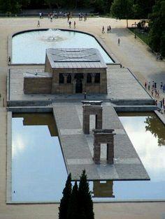 Templo Debob. Madrid