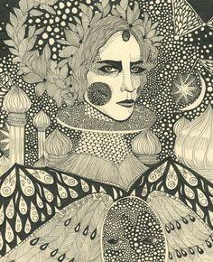 phoenix by Daria Hlazatova