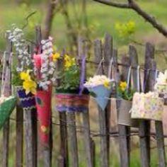 So cute! May day baskets