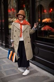 On the Street…Rue Saint-Honoré, Paris «  The Sartorialist