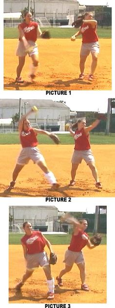 Fastpitch Softball pitching tips for increasing speed