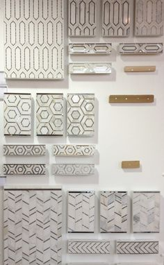 tile collection at AKDO's Connecticut showroom. http://www.akdo.com/