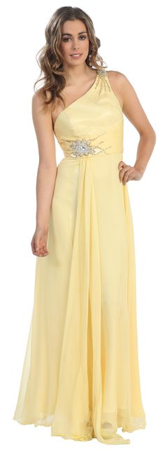 This stunning Beverly Hills one shoulder dress with embellishment is available in many different colours!