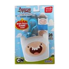 Adventure Time Travel Game Finn-ominoes Domino Game @ niftywarehouse.com #NiftyWarehouse #AdventureTime #TVShow #Cartoon #Show #CartoonNetwork