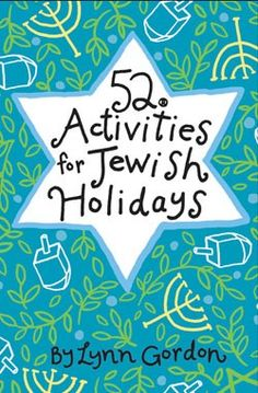 52 Activities for Jewish Holidays. Don't worry suite mates. We will have fun!