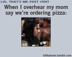 When I overhear