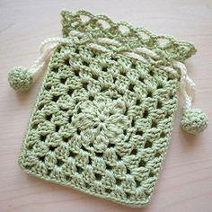 ideas for crochet sachet bag Coin Purse Pattern, Crochet Coin Purse, Crochet Purse Patterns, Crochet Pouch, Crochet Purses, Hand Crochet, Bag Patterns, Knitting Patterns, Crochet Sachet