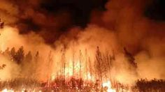 yosemite rimfire | Wildfire threatens Yosemite, San Francisco's water and power sources ...