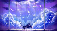 Sinfonía de pájaro por Jon-Lock