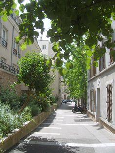 Impasse Baudran   Paris 13e