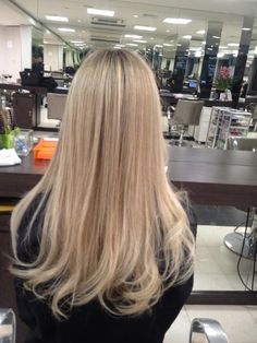 Light blonde hair See more at:http://www.thatdiary.com/ for more lifestyle guide and more #beauty #hair #blonde