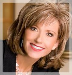 Beth Moore-  she is an inspiration and she has changed my life