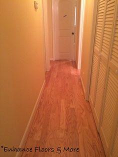 "Mohawk Flooring Oaklawn Hardwood Red Oak Natural 3"" Plank"