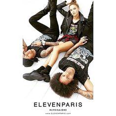 Eleven Paris - Les twins