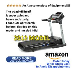 proform power 995 treadmill  Get the best price at Amazon.com