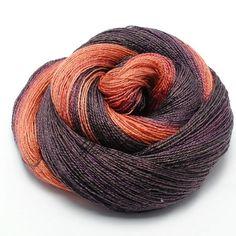 82 gr  Gradient Seacell / Silk Yarn