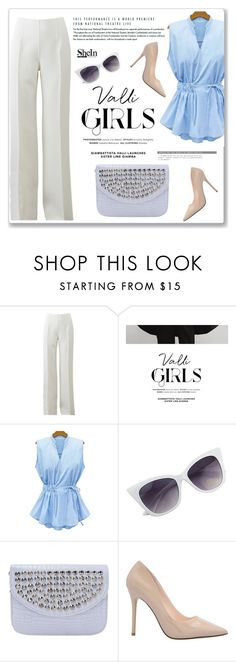 """SheIn"" by amra-mak ❤ liked on Polyvore featuring Michael Kors, COII and shein"