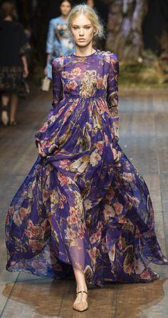 Dolce & Gabbana Ready To Wear Autumn 2014