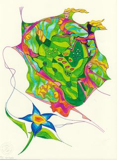 Die Blumenwiesenfee Illustration 23: Feentanz Illustration, Pattern, Illustrations, Model, Patterns