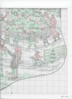 "Gallery.ru / Herzen - Альбом ""Dimensions 08615  Christmas Cheer Stocking"""