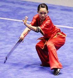 Diana Bong, Malaysia's first wushu gold medalist