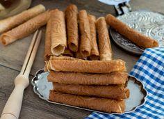 Rullrån | Fredriks fika - Allas.se Fika, Something Sweet, Cake Pops, Sausage, Breakfast Recipes, Almond, Deserts, Good Food, Food And Drink