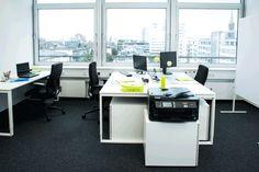 Tagesbüros und Shared Offices in Köln - TELiAS