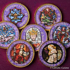 Catholic Cuisine: The Great O Antiphons