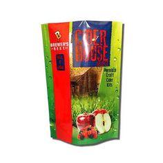 Cider house select cherry cider kit.