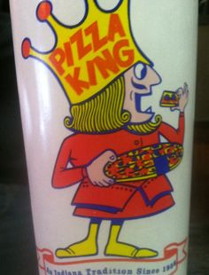 Go to Indiana and have the Royal Feast Pizza King Pizza. Pizza King, Restaurant Recipes, Where The Heart Is, Happy Thoughts, Copycat Recipes, Places To Eat, Indiana, Foods, Dinner
