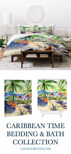 Coastal Living Inspired Caribbean Time | Laura Trevey Lifestyle