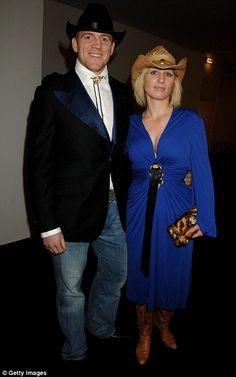 Zara Phillips & Mike Tindall