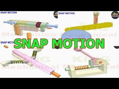 MECHANISCAL MECHANISM - snap motion - YouTube Metal Shaping, Metal Working Tools, Model Train Layouts, Model Trains, Science And Technology, Workshop, Engineering, Youtube, Automata