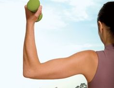 Tone your arms in 10 minutes - results in 4 weeks
