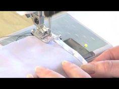 Come si lavora lo spacco nella manica di una camicia o di una giacca - YouTube