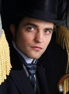Rob Pattinson in Bel Ami.