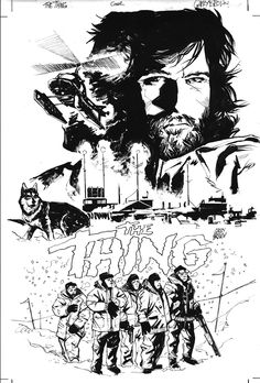 The Thing by thisismyboomstick.deviantart.com