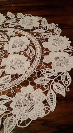 Vintage Crochet Patterns, Macrame Patterns, Hand Embroidery Patterns, Crochet Home, Crochet Motif, Irish Crochet, Colored Burlap, Romanian Lace, Bruges Lace