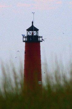 """http://pinterest.com/pin/create/button/?url=http://fineartamerica.com/featured/pierhead-lighthouse-kay-novy.html=http://fineartamerica.com/images-medium/pierhead-lighthouse-kay-novy.jpg  """"Pierhead Lighthouse"""" by Kay Novy.  http://kay-novy.artistwebsites.com/"""