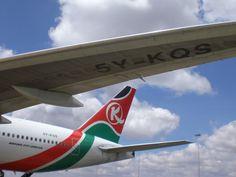 Aerolíneas y logos, una mirada a las banderas en el cielo | Blog de Banderas