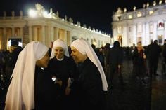 Breath of fresh air': Women religious welcome Pope Francis - World ...