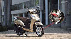 Ưu điểm của khoá đĩa chống trộm heo dầu là bảo vệ xe máy khỏi tệ nạn trộm cướp, thiết kế tiện lợi, gắn trực tiếp vào phuộc, giúp bảo vệ heo dầu và chống trộm xe máy. Thiết kế chuyên biệt cho dòng xe Lead 125. Thông tin về sản phẩm vui lòng xem chi tiết sản phẩm tại website: http://phutunghaibanh.com/lead-2013/khoa-dia-chong-trom-lead-125-phu-tung-xe-may-honda.html