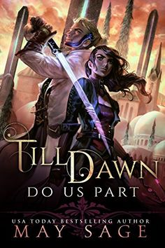 Till Dawn Do Us Part art by Merilliza Chan. Interested in fantasy art? Check out this list of the best Epic Fantasy book cover art. I Love Books, Books To Read, Good Romance Books, Beautiful Book Covers, Book Lists, Reading Lists, Book 1, Reign, Bestselling Author