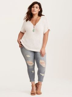 80044f1fd 11 Best Plus Size Tees images | Plus size tees, Forever 21 plus ...